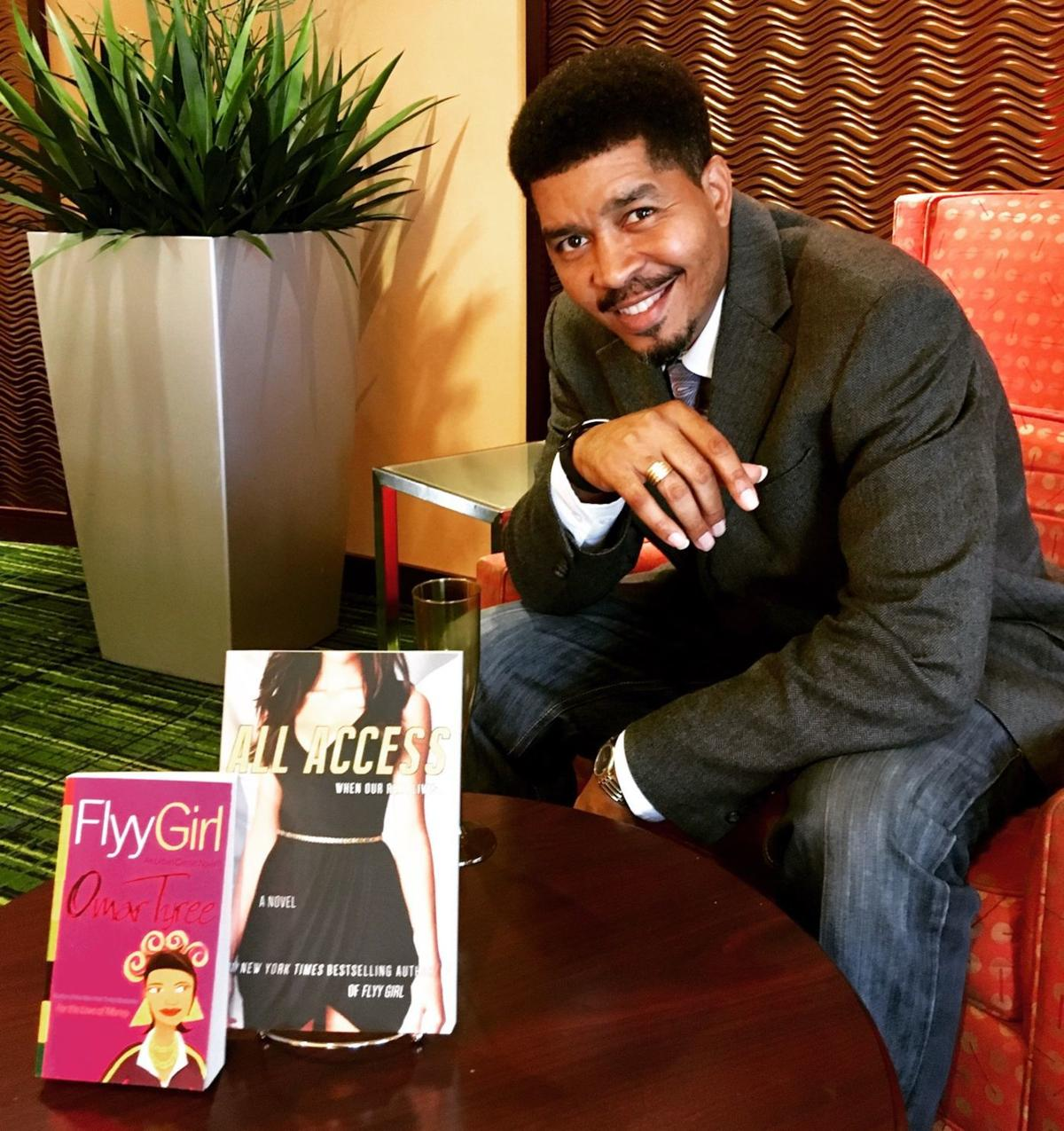 Best-selling author Omar Tyree leaps into 'Flyy Girl' screenplay