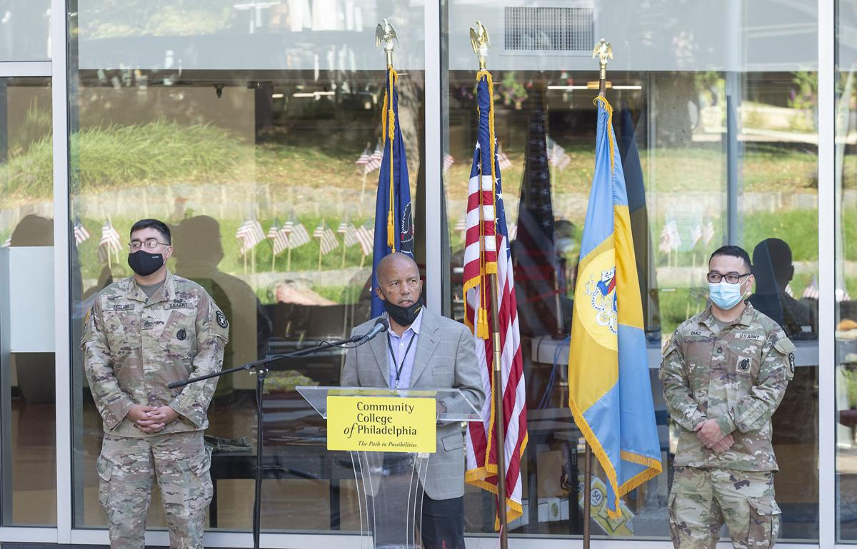 CCP commemorates 9/11 with Patriot Day event