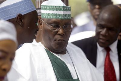 Nigerian candidate