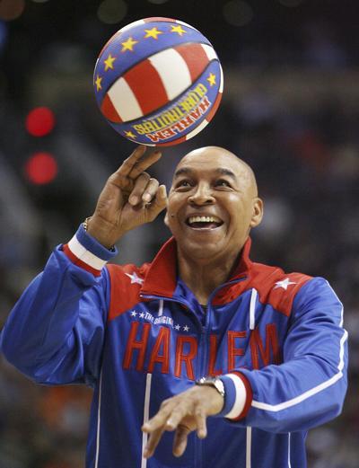 Obit-Globetrotters-Neal Basketball