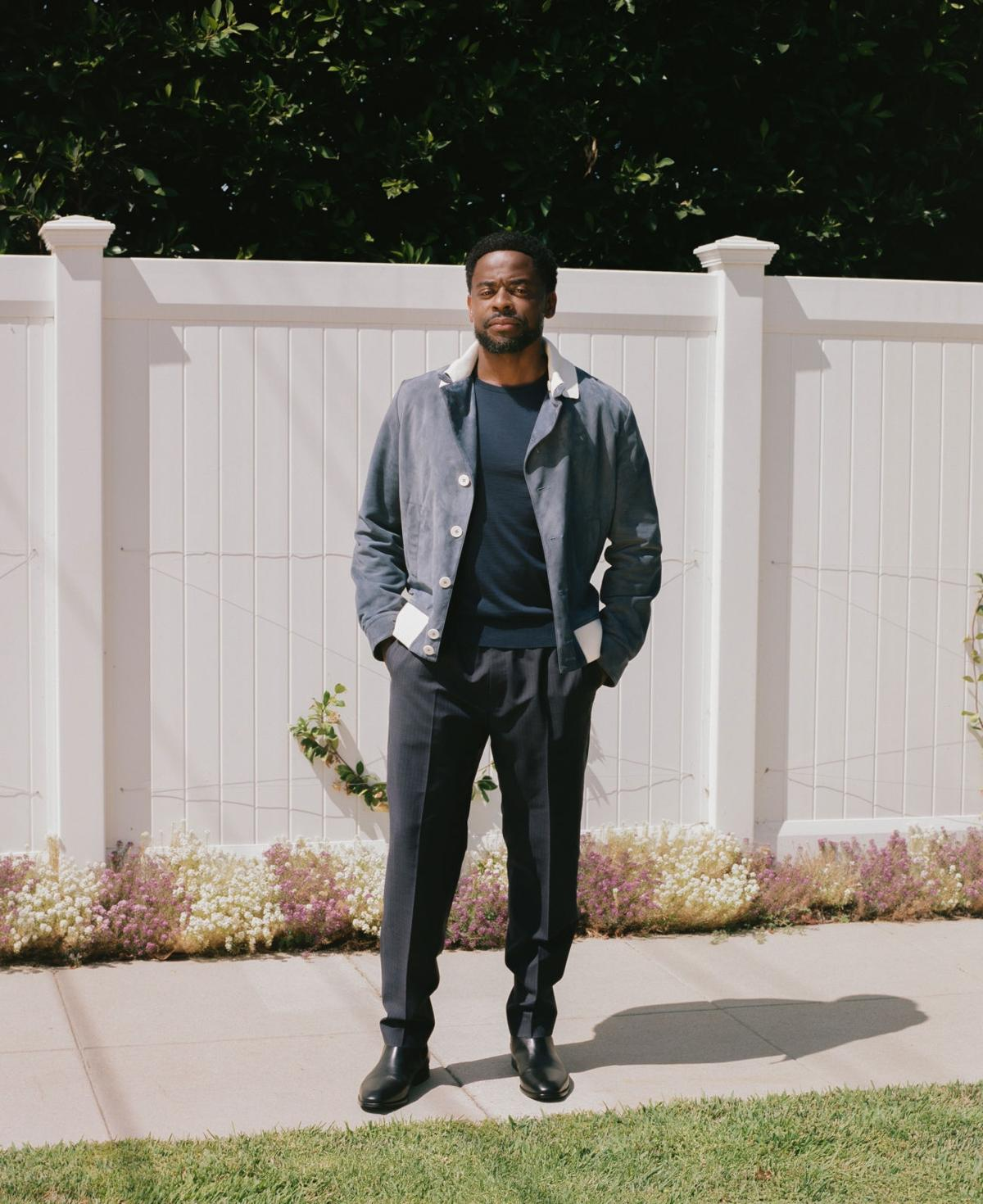 In 'The Wonder Years,' Dulé Hill Looks Forward, and Back