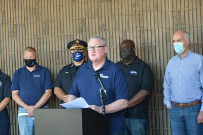 City officials provide update on Hurricane Ida