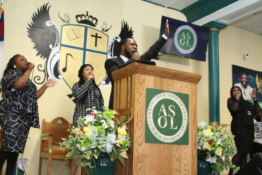 Ambassador Seed of Love Church