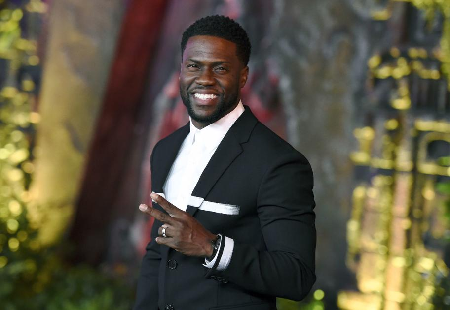 Mitchell: Kevin Hart can learn a thing or two from Nate Parker