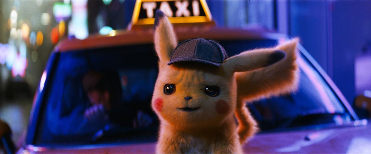 Film Box Office - Pikachu