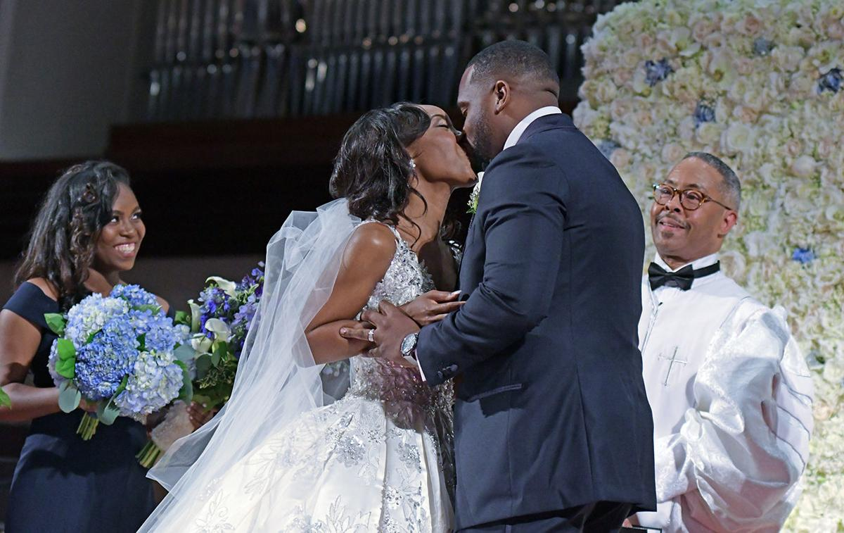 Our Wedding Story: Elynn Morgan Waller and Pastor Corey