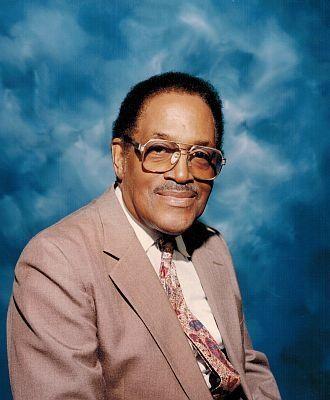 Austin Mitchell Jr., musician, 95