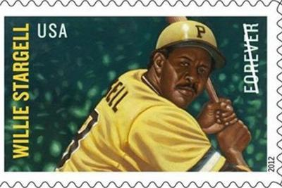 Stargell postage stamp a top buy