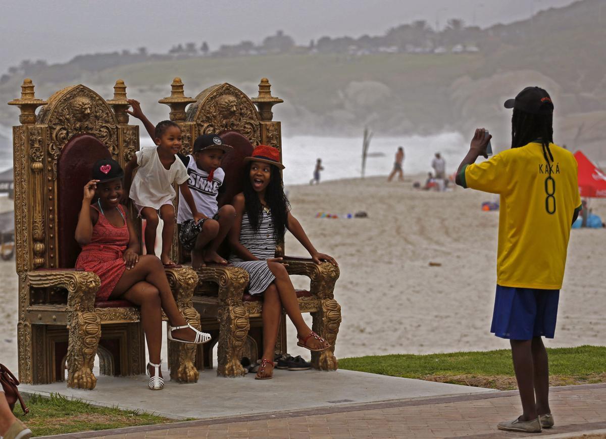South Africa beach