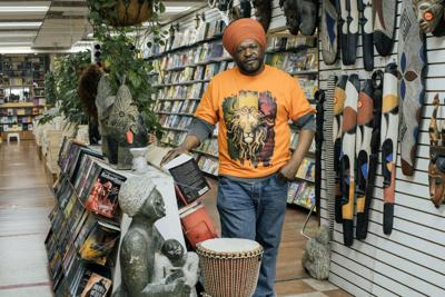 'We Always Rise.' A Black-Owned Bookstore Navigates the Pandemic