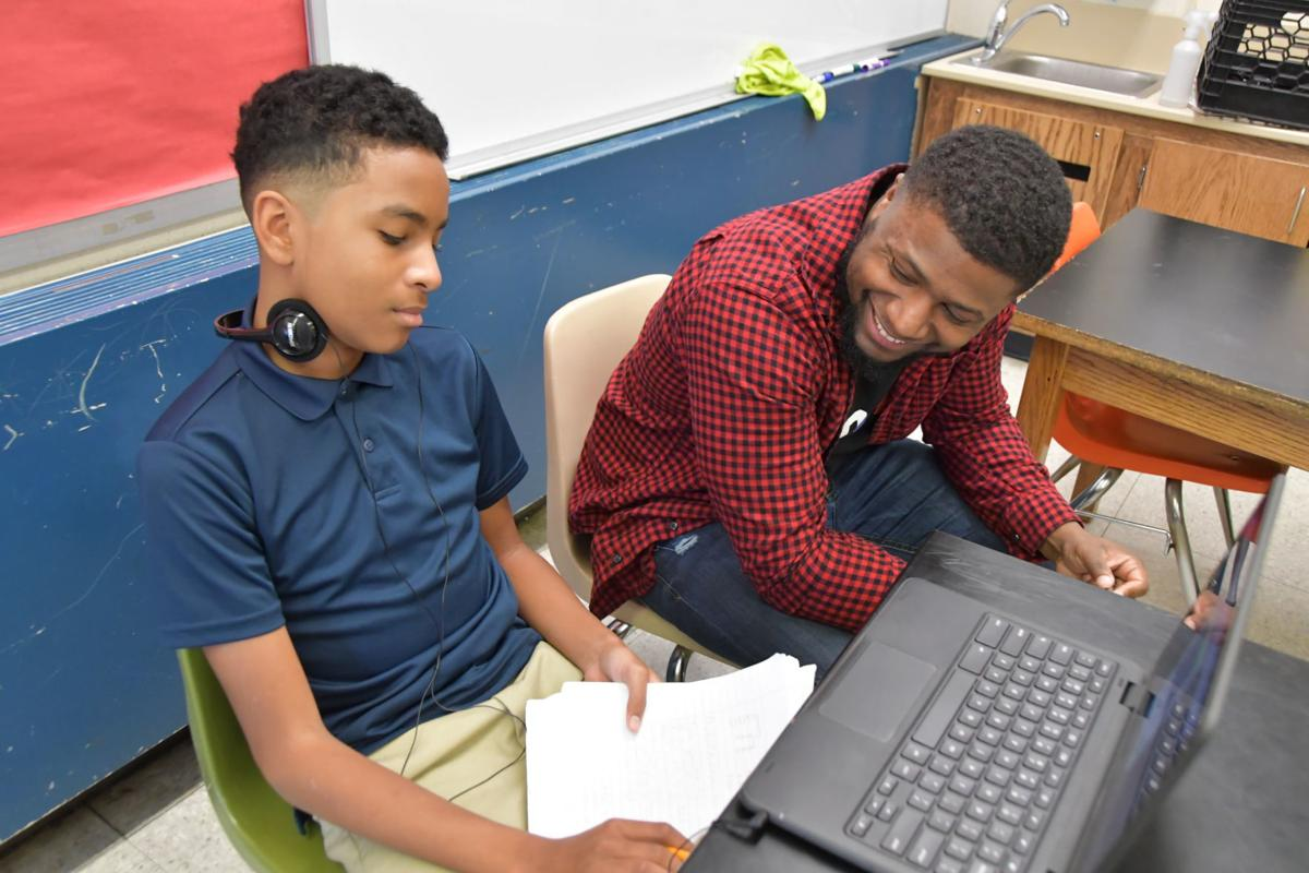 Bethune revises blueprint with teaching model