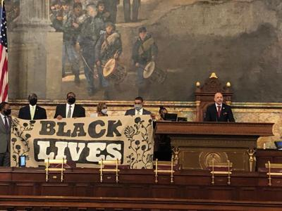 Black Pennsylvania lawmakers demand police reform action