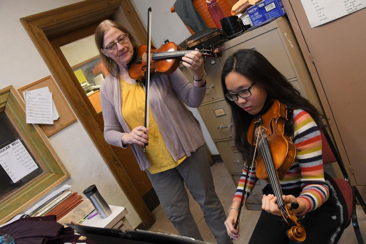 Music program provides opportunities for Central students