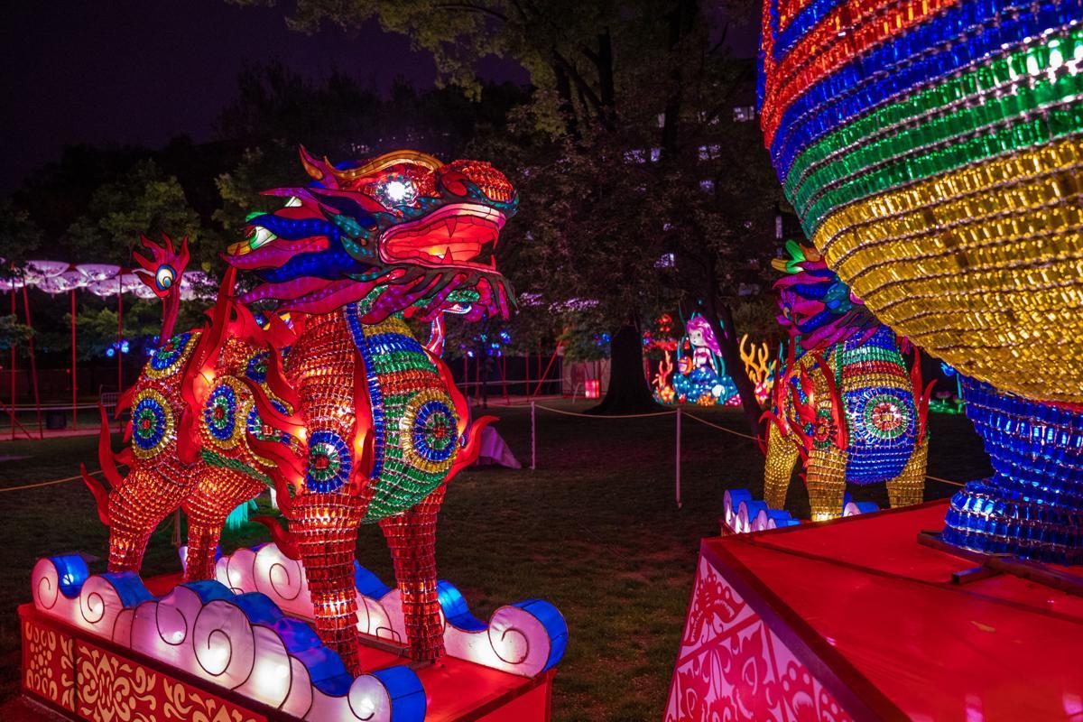 Philadelphia Chinese Lantern Festival 2019