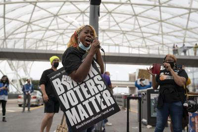 Corporations, Vocal About Racial Justice, Go Quiet on Voting Rights