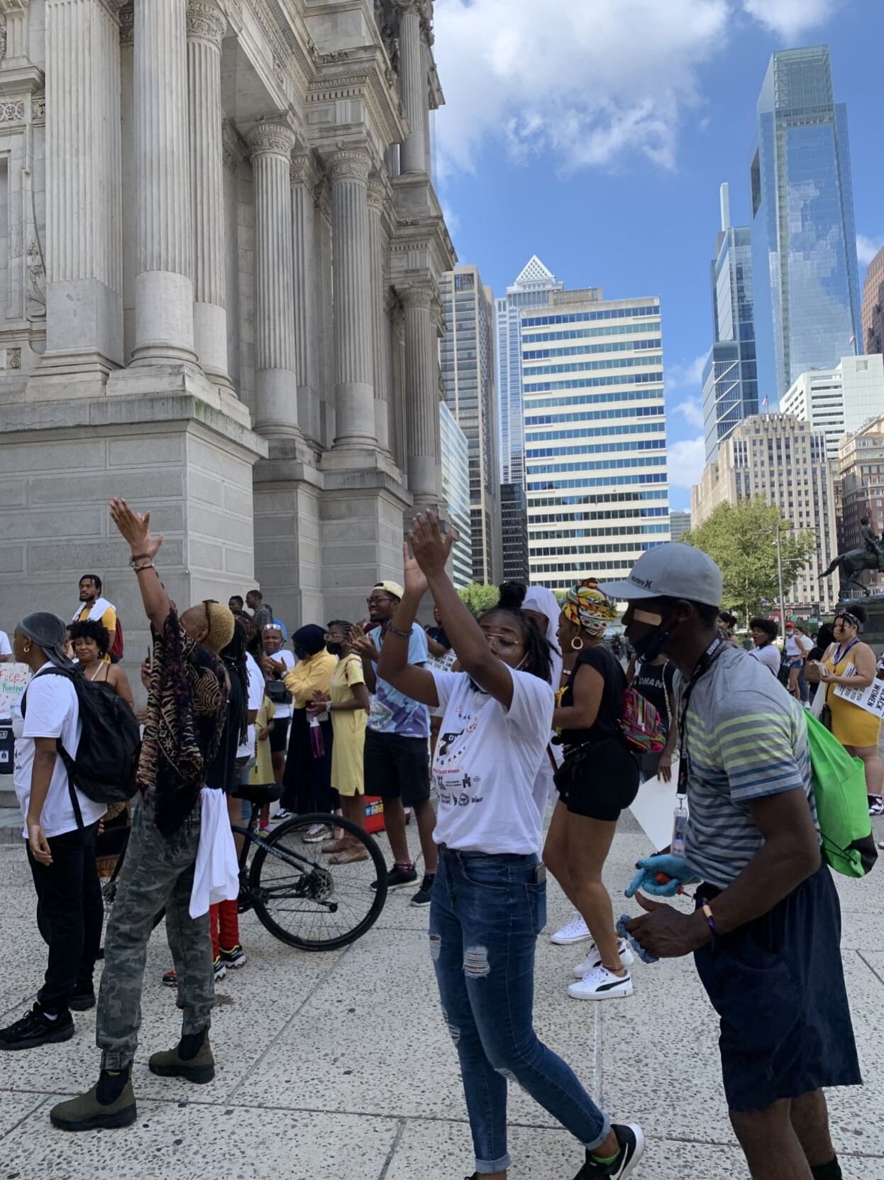Annual Philadelphia Black Women's March tackles health issues