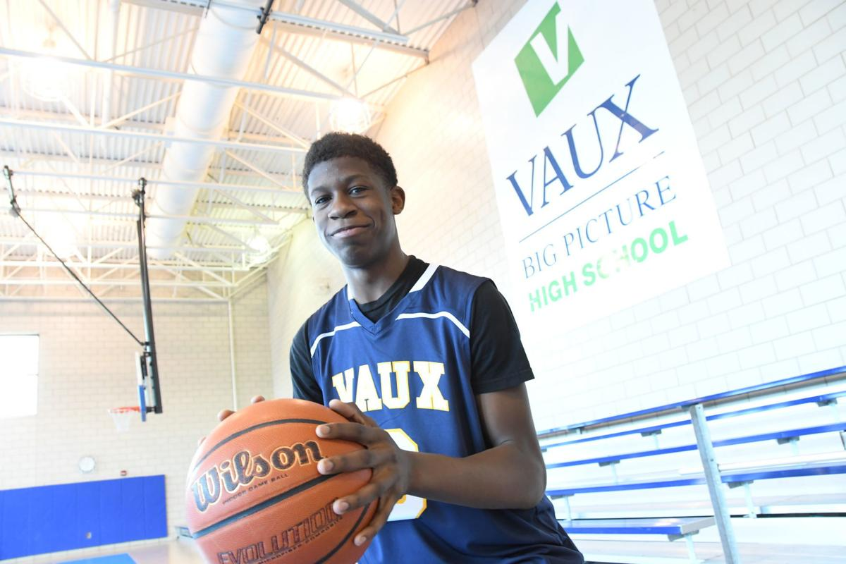 Vaux reinvents the high school experience