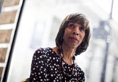 Catherine Pugh, Former Baltimore Mayor, Pleads Guilty in Children's Book Fraud