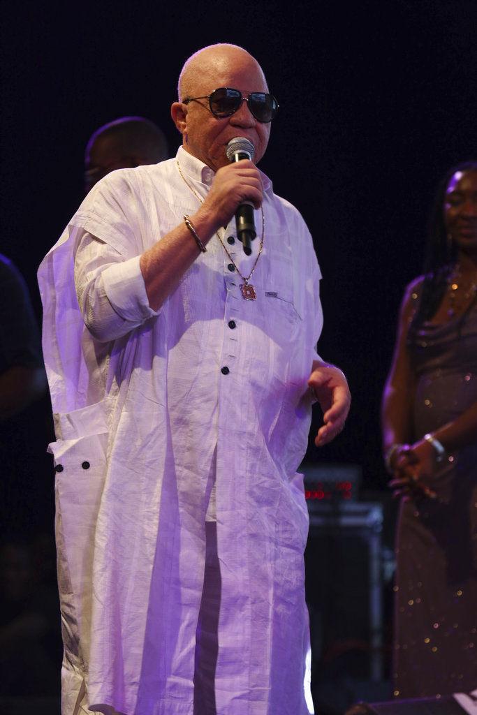 Mali Albino Concert 111918