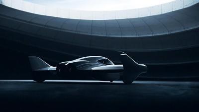 Porsche-Boeing concept