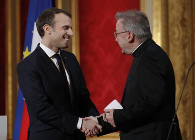France Vatican Immunity