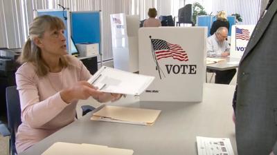 Montco voting