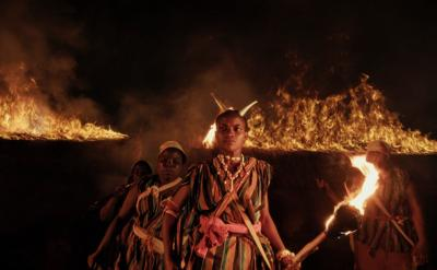 West Africa's Amazons profiled for Smithsonian's Epic Women series