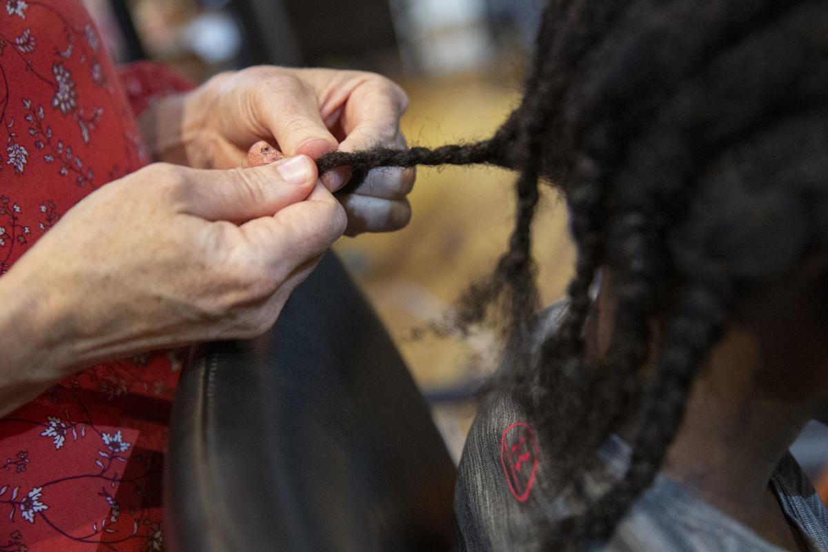 Exchange Natural Hair