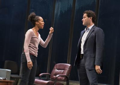 Kerry Washington and Steven Pasquale - 'American Son'