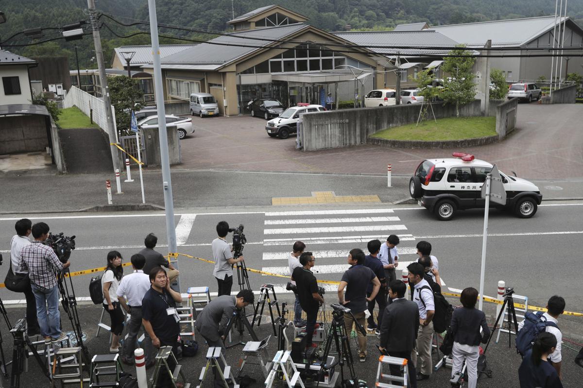 Japan Knife Attacks