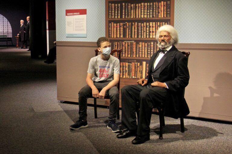 Wax presidents, Black historical figures greet visitors at first Philly museum to reopen