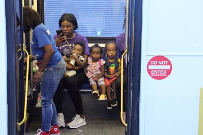 Children evacuated from scene of standoff