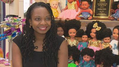 WBZ Diverse Doll Sales