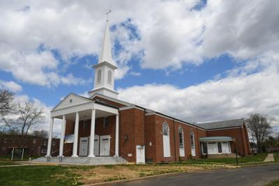 Salem Baptist Church in Roslyn