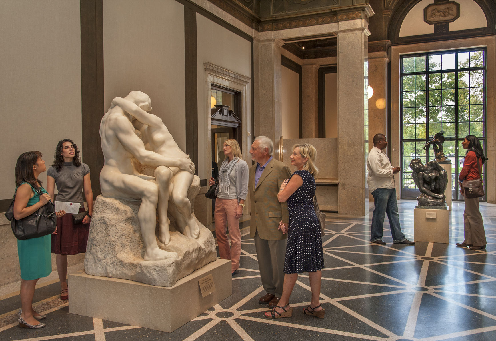 The Rodin Museum & The work of Auguste Rodin is on display | Lifestyle | phillytrib.com pezcame.com