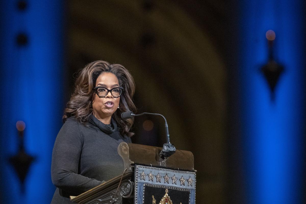 Winfrey, Coates among speakers at tribute to Toni Morrison