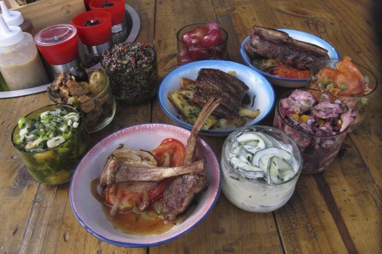 Chile Emergent Cuisine
