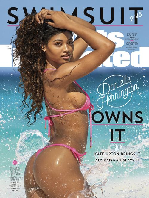 Sports Illustrated Swimsuit Cover Has Third Black Model Lifestyle Phillytrib Com