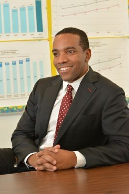 Hardy takes lead on improving academics in schools