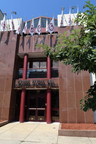 Kappa Alpha Psi headquarters