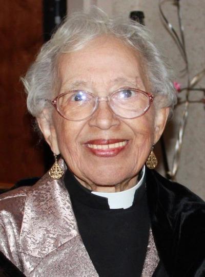 Rev. Sadie Mitchell