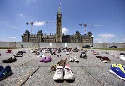 Canada Residential Schools Memorial