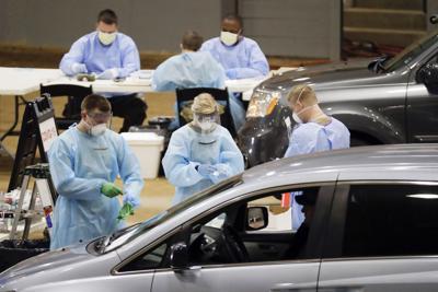 Virus Outbreak Tennessee