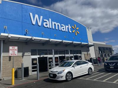 Philadelphia-based Walmart store