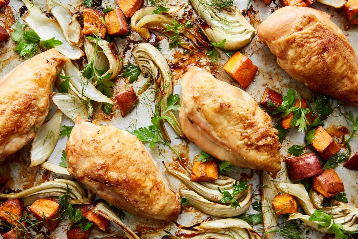 Brilliant Chicken Recipes for Everyone Who Hates Doing the Dishes