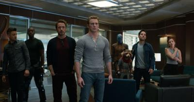 Film Box Office - Avengers: Endgame