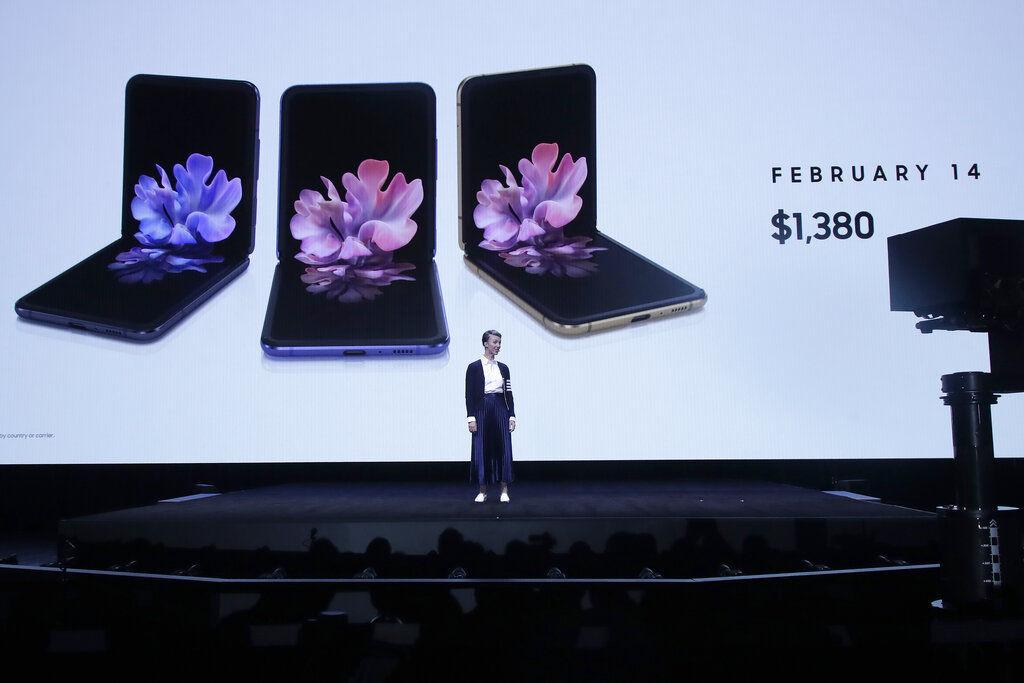 Samsung New Phones