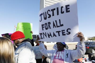 Prison Unrest Mississippi