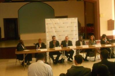 Leaders talk future of Univ. City school building