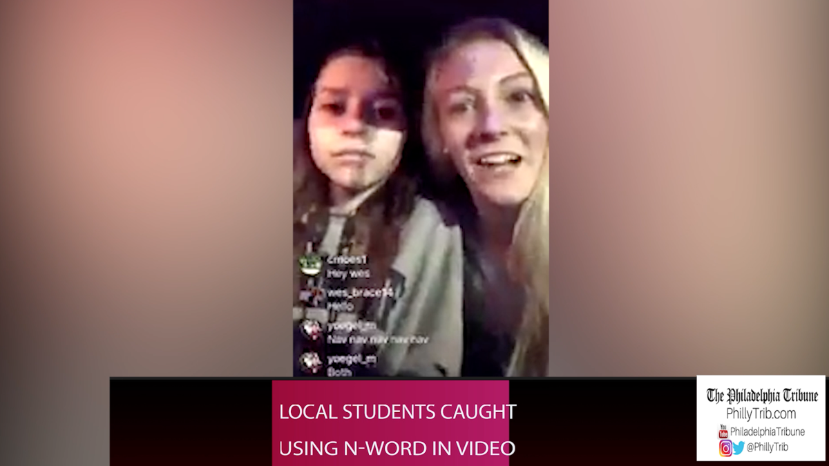 Conestoga High School Students Caught On Video Using N -3121
